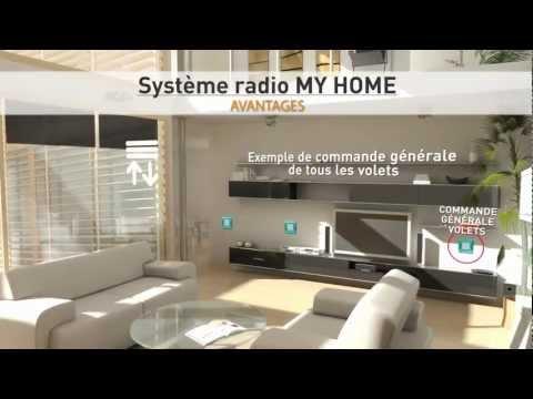 Schema Collegamento Bticino 5860 : Bticino livinglight système radio my home nutesla the informant