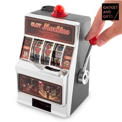 Salvadanaio Slot Machine