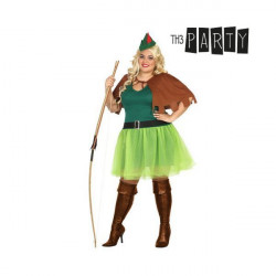 Costume for Adults Female archer XL
