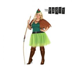 Costume per Adulti Arciere donna XXL