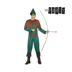 Costume per Adulti Arciere uomo XS/S
