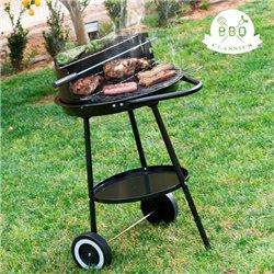 Barbacoa de Carbón con Doble Nivel BBQ Classics