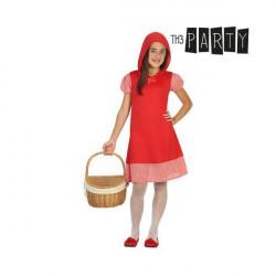 Costume per Bambini Cappuccetto rosso 3-4 Anni