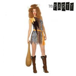 Disfraz para Adultos Mujer cavernícola XXL