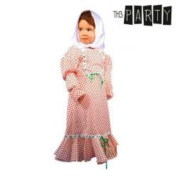 Costume per Bambini Madrilena 3-4 Anni