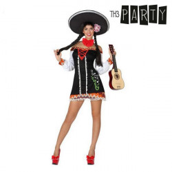 Costume for Adults Sexy mariachi XL