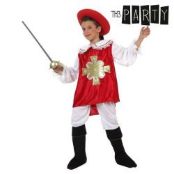 Costume per Bambini Th3 Party Moschettiere 3-4 Anni