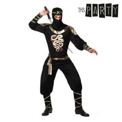 Costume per Adulti Ninja XL