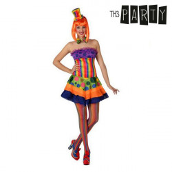 Costume for Adults Female clown XL