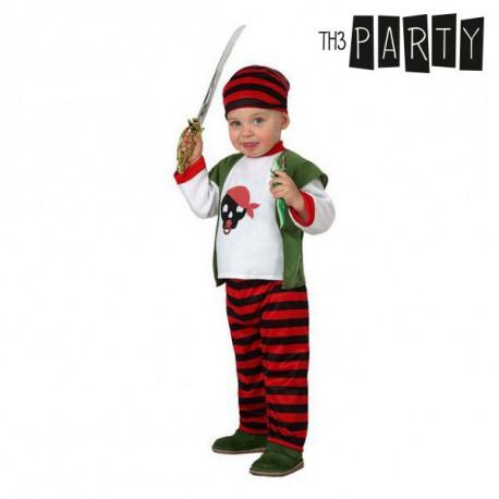 Costume per Neonati Pirata 0-6 Mesi