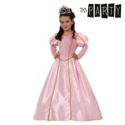 Costume per Bambini Principessa 5-6 Anni