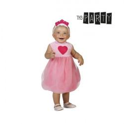 Costume per Neonati Principessa 0-6 Mesi