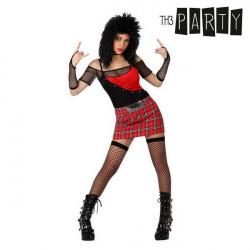 Costume per Adulti Punk M/L