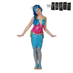 Costume per Bambini Sirena 3-4 Anni