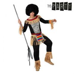 Costume per Adulti Zulù XL