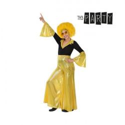 Costume per Bambini Disco 3-4 Anni