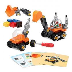 Set de construction Junior Knows 1266 (38 pcs)