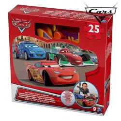 Cars Puzzle 9672
