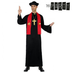 Costume for Adults Th3 Party 3884 Priest