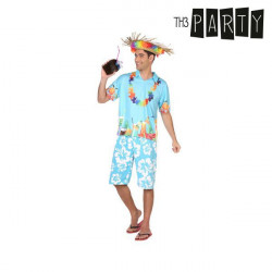Fantasia para Adultos Havaiano XL