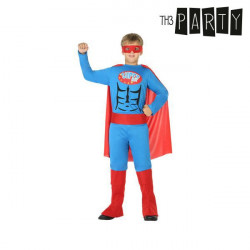 "Costume for Children Superhero ""7-9 Years"""
