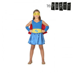 "Costume for Children Superheroine ""5-6 Years"""