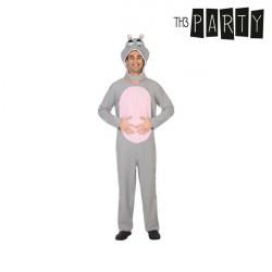 Costume for Adults Hippopotamus XL