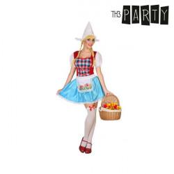 Costume per Adulti Olandese donna XL