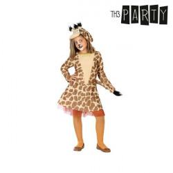 Costume for Children Giraffe 5-6 Years