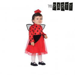 Costume for Babies Ladybird 12-24 Months