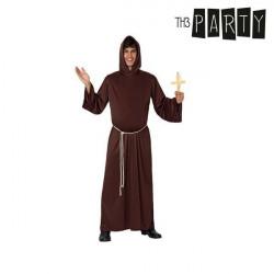 Verkleidung für Erwachsene Mönch XL