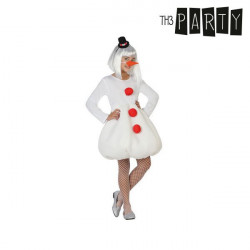Costume per Bambini Pupazzo di neve 3-4 Anni