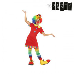 "Costume for Children Female clown ""7-9 Years"""