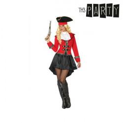 Costume for Adults Female pirate M/L