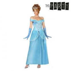 Disfraz para Adultos Princesa XS/S