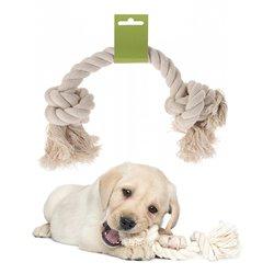 Corda com Duplo Nó para Cães