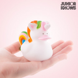 Paperella di Gomma Unicorn Junior Knows