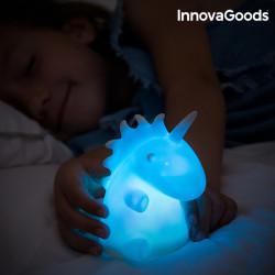 Candeeiro Unicórnio Multicolor LEDicorn InnovaGoods