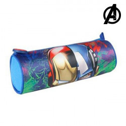Estuche Escolar Cilíndrico The Avengers 8621