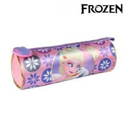 Cylindrical School Case Frozen 8645