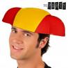 Chapéu de Toureiro Bandeira de Espanha Th3 Party