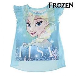 T shirt à manches courtes Enfant Frozen 8781 (taille 3 ans)
