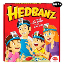 Board game Hedbanz Bizak 61924297