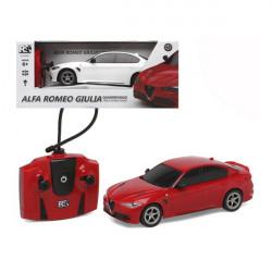Coche Teledirigido Alfa Romeo 75030