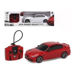Remote control car Alfa Romeo 75078