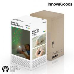 ITB AMLI452984 pantalla de proyección - Pantalla para proyector Color blanco Color blanco
