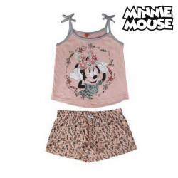 Pijama de Verão Minnie Mouse 2178 (tamanho 5 anos)