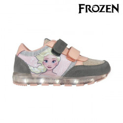 Zapatillas Deportivas con LED Frozen 8272 (talla 30)