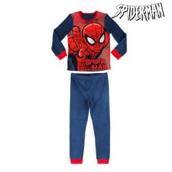 Pijama Infantil Spiderman 3153 (tamanho 6 anos)