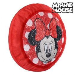 Magic Mermaid Sequin Cushion Minnie Mouse 19780